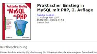 Screenshot: O'Reilly Verlag