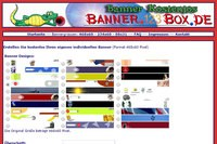 Screenshot: Banner.123box.de