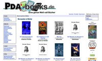 Screenshot: PDA-Books.de