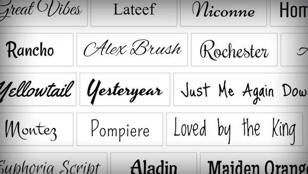 Bildergebnis für fonts kostenlos