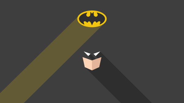 Wallpaper Batman - Spotlight