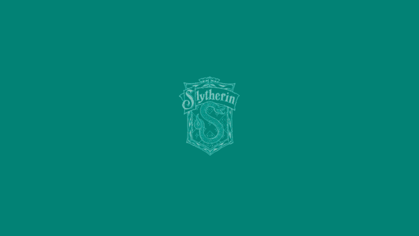 Wallpaper Harry Potter Slytherin