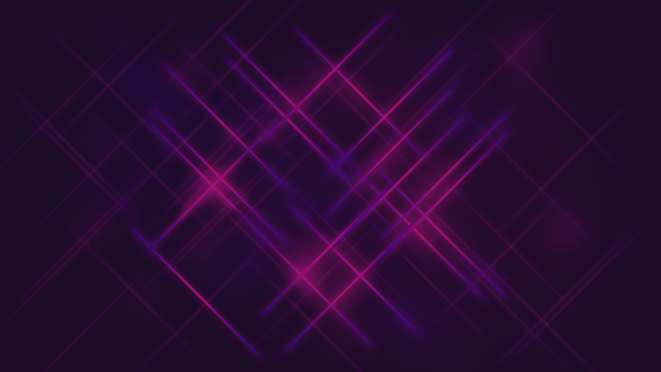 Wallpaper Purple Cross