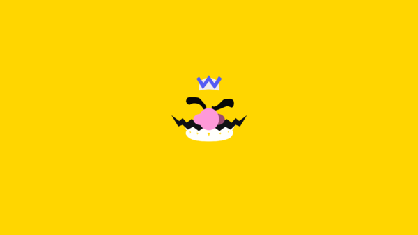 Wallpaper Wario - Super Mario Games