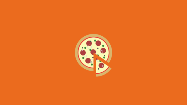 Wallpaper Pizza