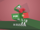 Wallpaper WM 2018 POR Portugal