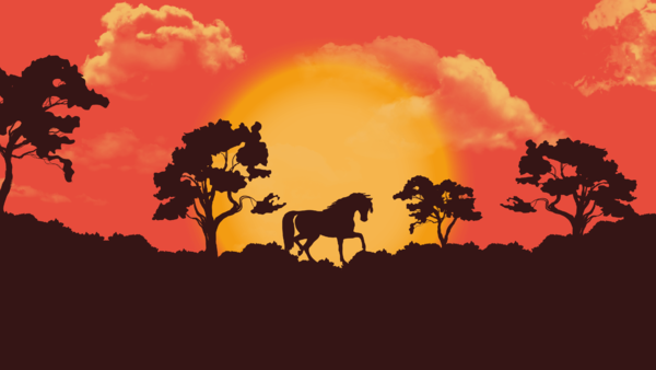 Wallpaper Dead Red Redemption