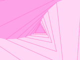 Wallpaper Pink Triangle