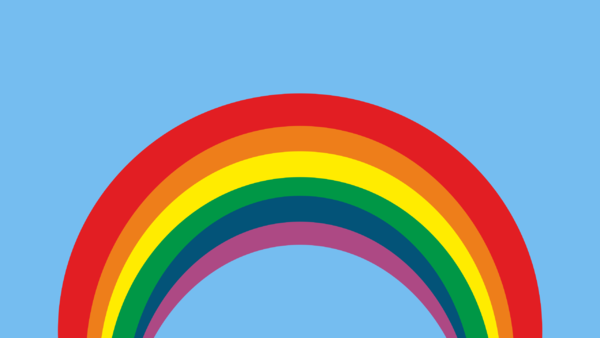 Wallpaper fu00fcr Desktop, Tablet u0026 Handy: Regenbogen