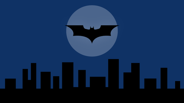 Wallpaper Batman Gotham City